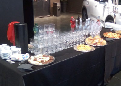 catering coffee break concessionaria auto